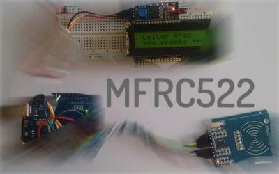 Controle de Acesso com Cartão RFID